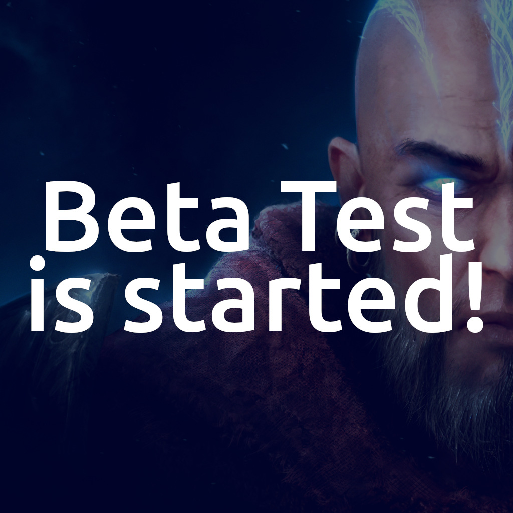 Beta test is started