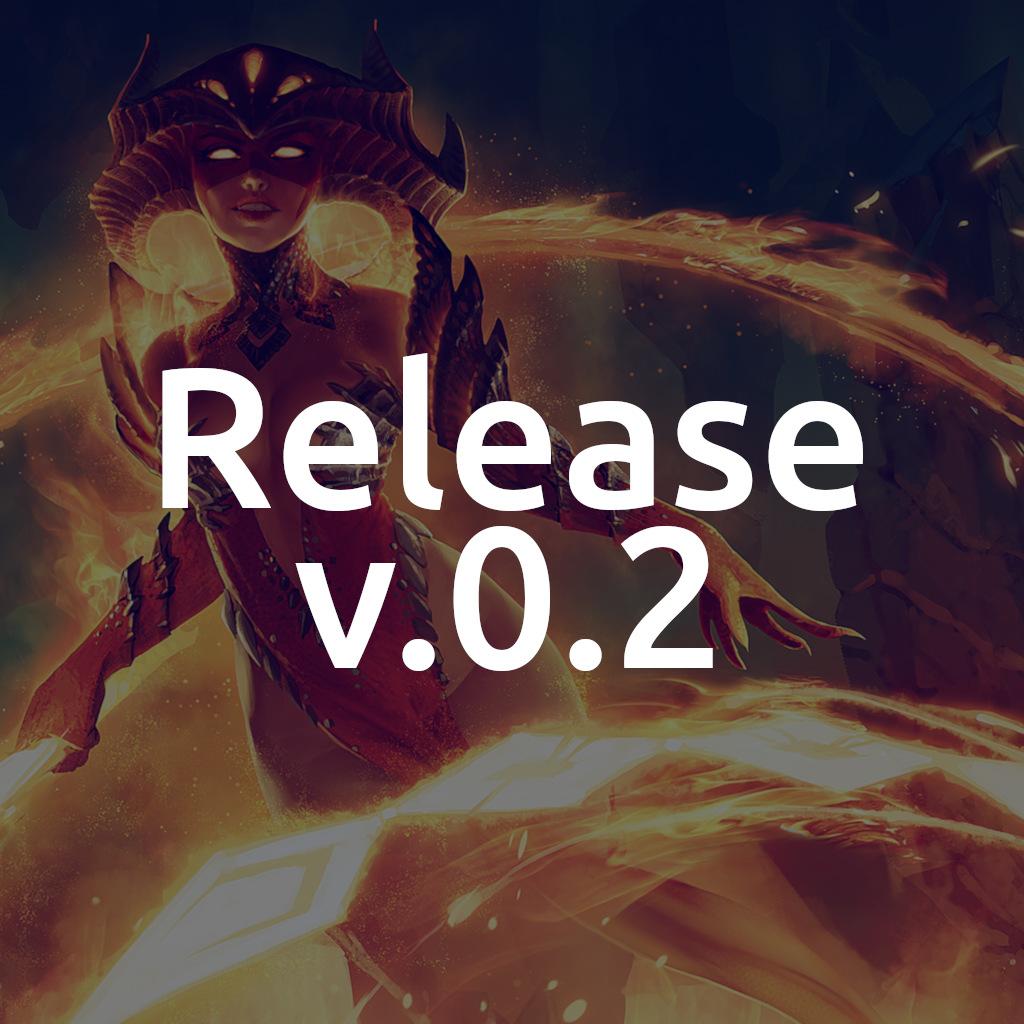 Release v.0.2