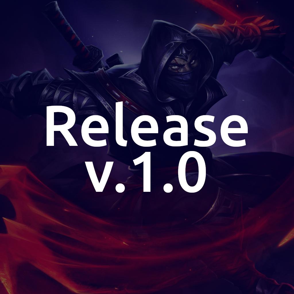 Release v.1.0